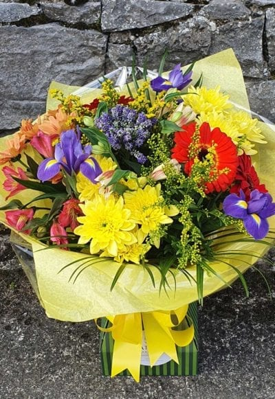 Easter Hand-Tied Bouquet